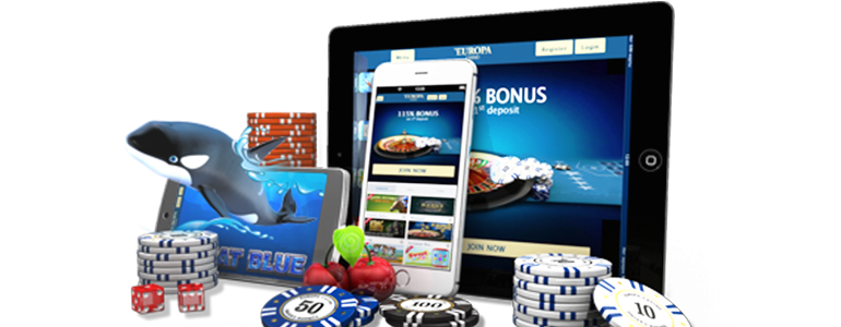 Gamble using any device